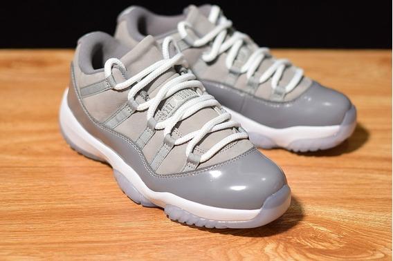 Air Jordan 11 Low Cool Grey