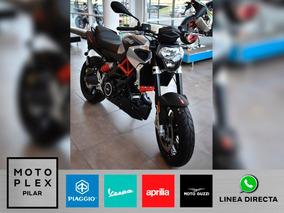 Aprilia Shiver 900 0km Motoplex Pilar 2018