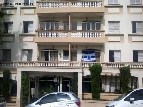 Imagem 1 de 19 de Apartamento A Venda No Condomínio Edifício Estoril -anhangabaú - Jundiaí/sp. - Ap06138 - 69441063