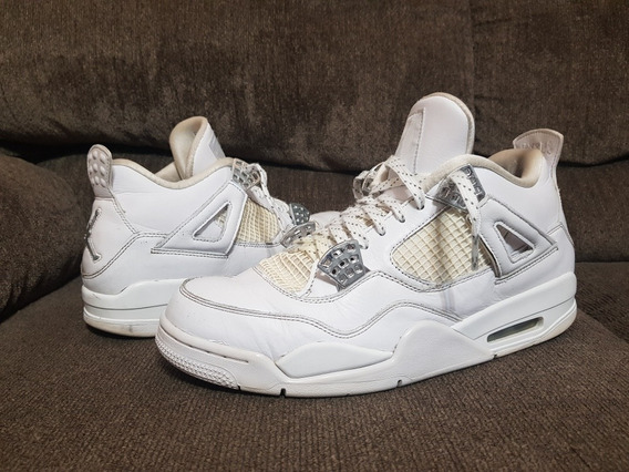 Tenis Jordan Retro 4 Puré Money