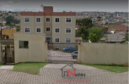 Apartamento No Bairro Campo Pequeno Em Colombo Pr - 15673