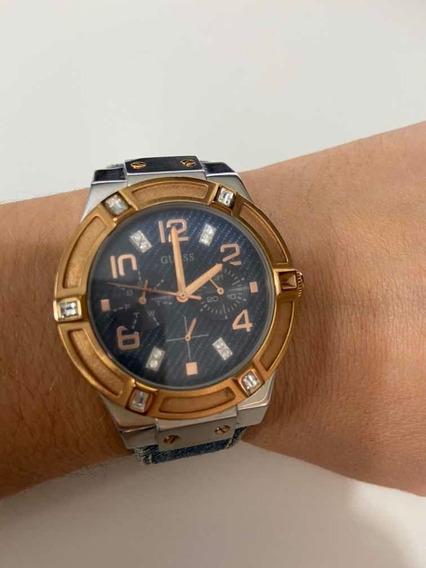 Relógio Guess Jeans Feminino - Lindo!!!