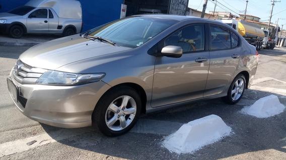 Honda City 1.5 Lx 16v Flex 4p Automático 2011