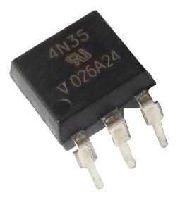 Optoacoplador 4n35 - 10 Pçs
