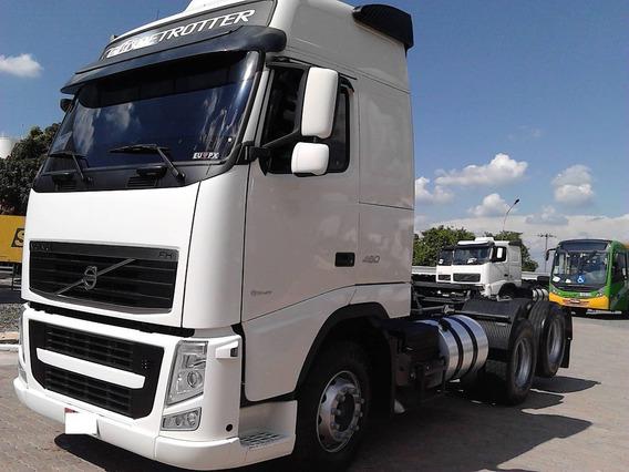 Volvo Fh 460 Globetrotter 6x2 Cavalo Mecânico 2012