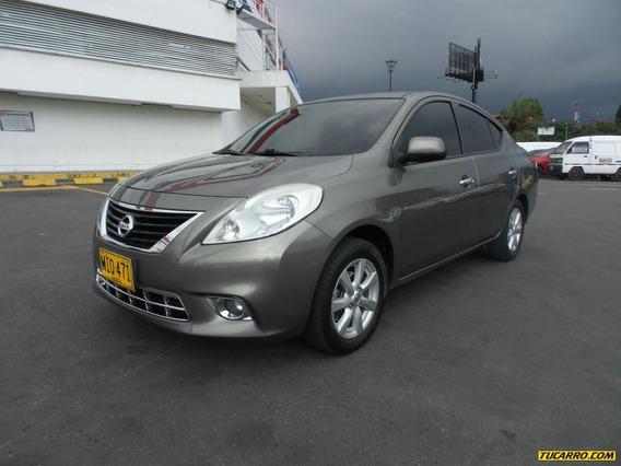 Nissan Versa At 1600 Aa Ab