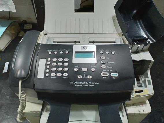 Impressora Hp J3680 . Peças E Partes.