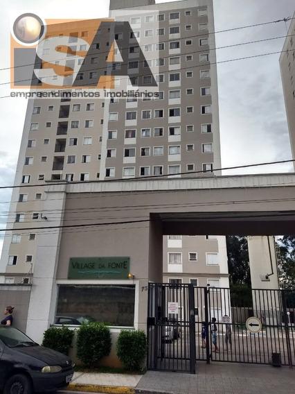 Apartamento Em Chácara Bela Vista - Poá - 2921
