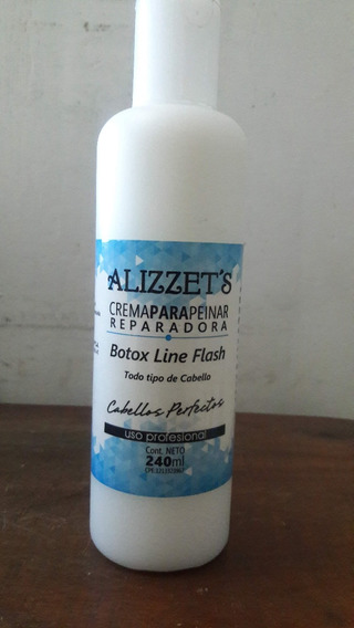 Alizzet´s Crema Reparadora Botox Line Flash 240ml
