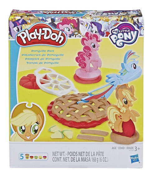 Play-doh My Little Pony Pies