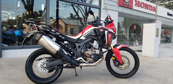 Honda Crf 1000 Dct Africa Twin Automatica