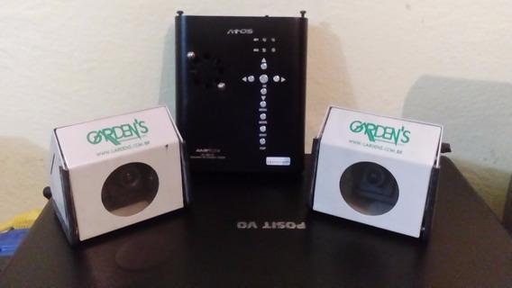 Gravador Digital Veicular C/ 2 Canais (3g, Wi Fi, Gps) 04 Gb
