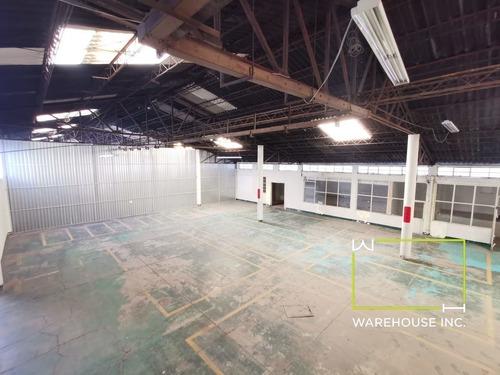 Imagen 1 de 19 de Bodega Industrial Renta En Naucalpan