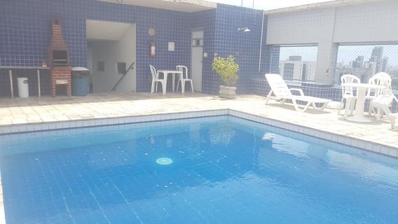Apartamento Em Graças, Recife/pe De 120m² 3 Quartos Para Locação R$ 2.800,00/mes - Ap399714