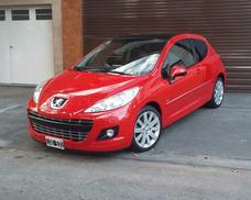 Peugeot 207 Gti 2012 Inmaculado No Cc Rc Bora Golf Ds3 Mini
