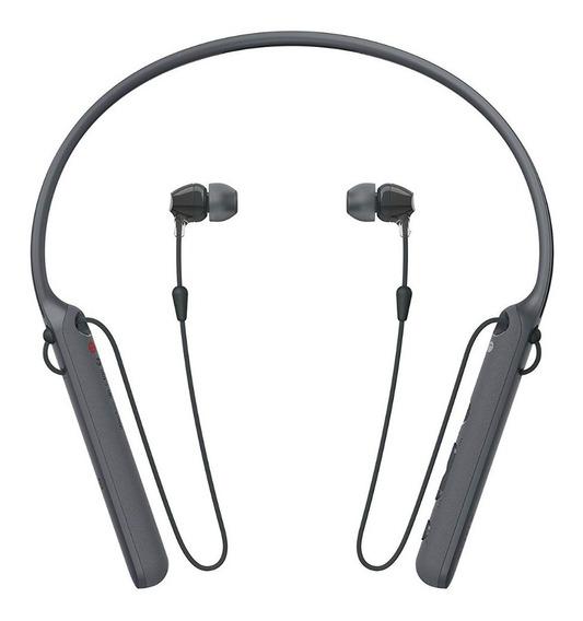Fone De Ouvido Sony Wi-c400 Bluetooth Sem Fio