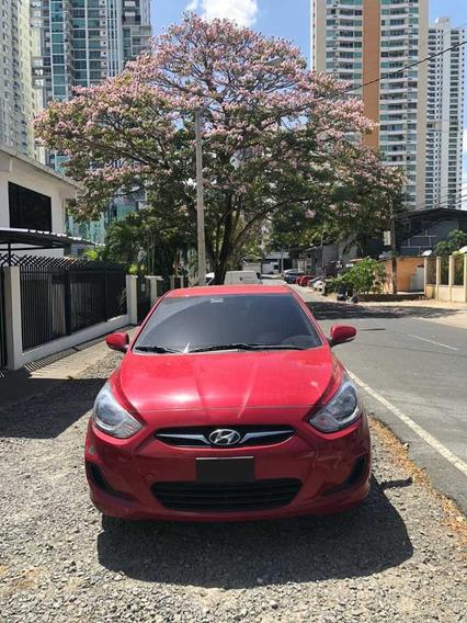 Hyundai Accent 2014 37400 Km