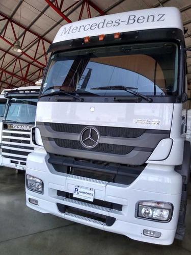 Mercedes Benz Axor 2040 Mod, 2012