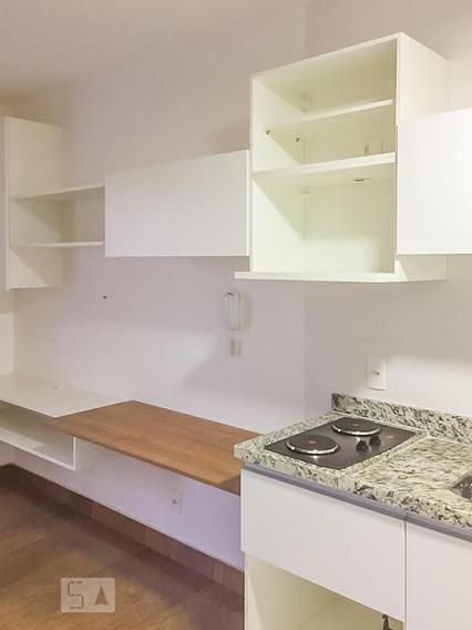 Apartamento Para Aluguel - Liberdade, 1 Quarto, 28 - 893075061