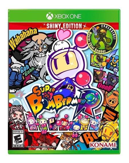 Super Bomberman R Xbox One Midia Fisica Lacrado