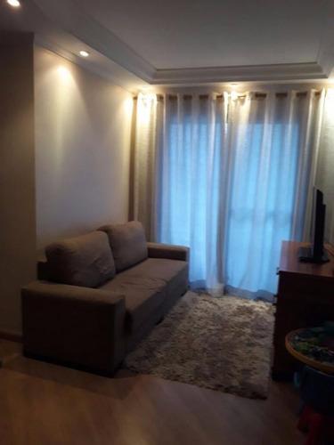 Apartamento Residencial À Venda, Vila Prudente, São Paulo. - Ap2281