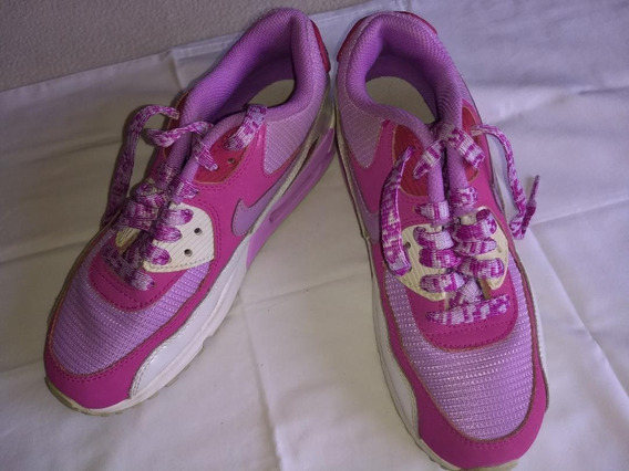 Zapatillas Nike Air Max Mujer-importadas-originales
