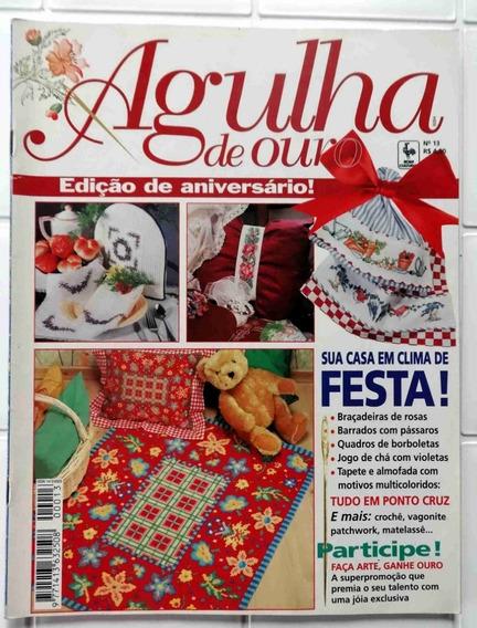 Revista Agulha De Ouro Nº 13 - Especial De Aniversário 1997