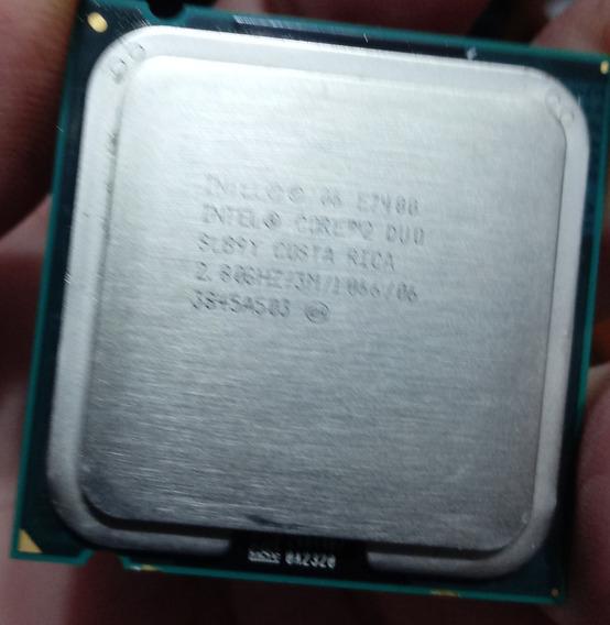 Processador Core 2 Duo E7400