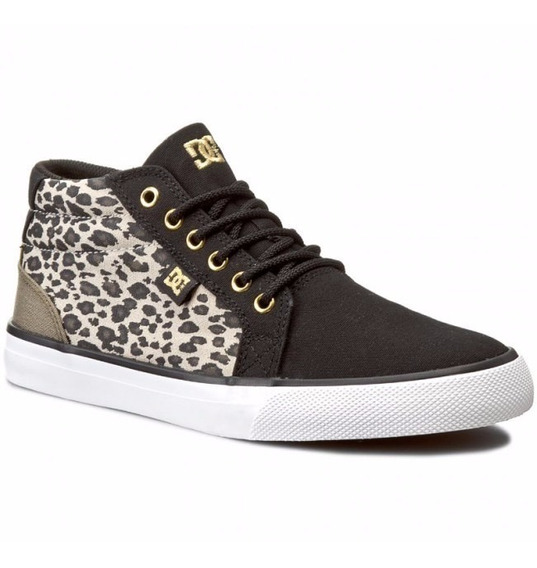 Zapatilla Council Mid Sp Lep Dc Mujer