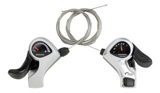 Oferta!! Manijas De Cambio Shifters Shimano Tx50 21 Vel