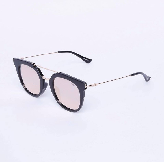 Natal Óculos De Sol Carmim Preto Original