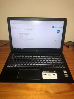 Notebook Hp Intel Core I7