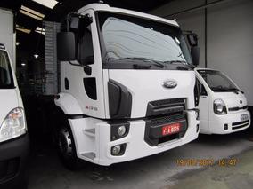 Ford Cargo Mod1719 Ano 2013 Carroceria De Madeira Novissimo