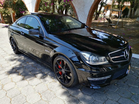 Mercedes-benz Clase C 6.2 63 Amg Coupe Black Series Mt