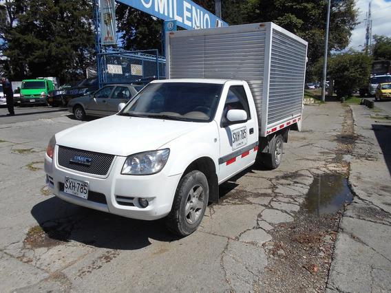 Jmc Jx1020 Furgon 2.8 Diesel