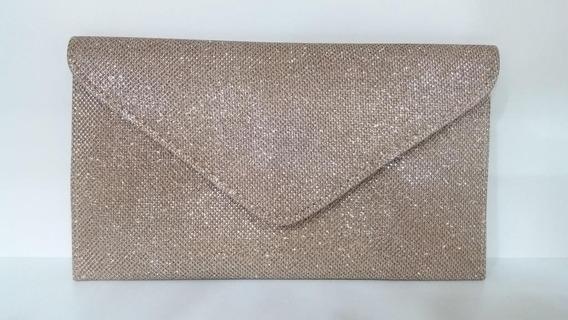 Bolsas Femininas Clutch Envelope Gliter Brilho Festa (459)