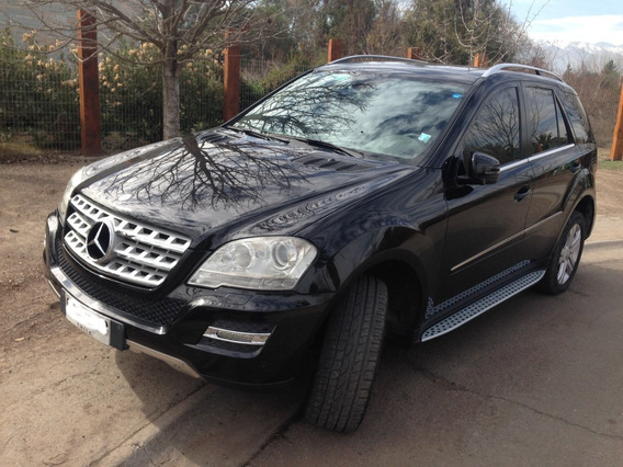 Mercedes Benz Ml 350 Cdi Diesel Cuero Full
