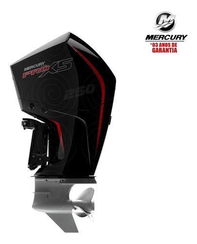 Motor Popa Mercury 4 Tempos 250hp L Pro Xs Mec Pessoa Física
