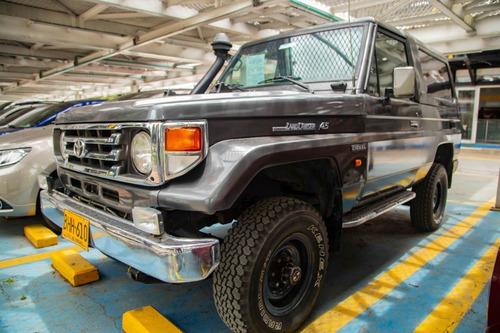 Toyota Land Cruiser Machito 3.2cc 4x4 Diesel