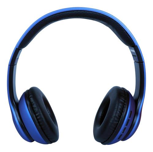 Fone De Ouvido Bluetooth Oex Glam Hs311 - Azul
