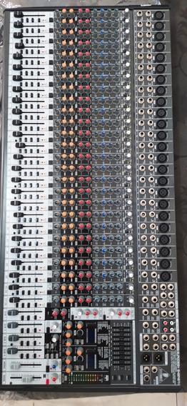 Mesa Behringer Praticamente Nova Eurodesk Sx 3242fx