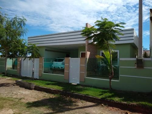Imagem 1 de 14 de Temporada Casa Com Piscina Em Condomínio Em Arraial Do Cabo