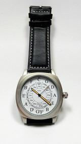 Relógio Música Ciclo De Quintas Cod 002