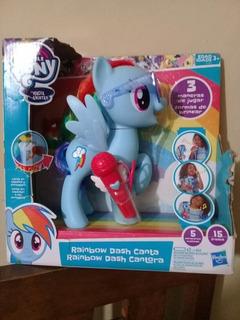 Microfono My Little Pony Canta Conmigo - Juegos y Juguetes