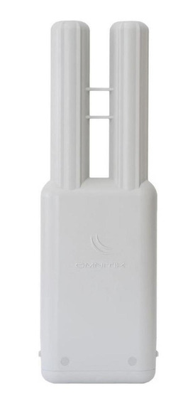 Access point outdoor MikroTik OmniTIK 5 RBOmniTikU-5HnD Branco