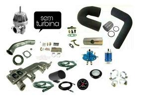 Kit Turbo Ap Mi Ar/dir Pulsativo Sem Turbina