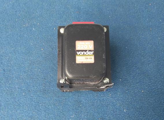 Transformador Estabilizador 750v Auto Transformador Usado