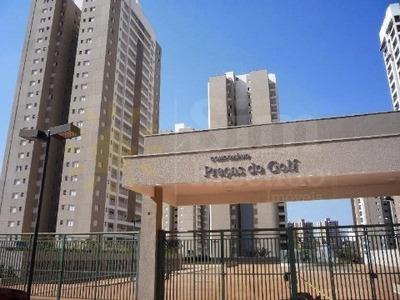 Vendo Apartamento Ribeirão Preto. Edifício Praças Do Golfe. Agende Sua Visita. (16) 3235 8388 - Ap02435 - 3527117