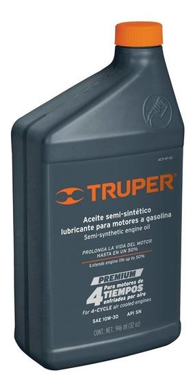 Aceite Semi-sinteticos Para Motor De 4 Tiempos 14929 Truper
