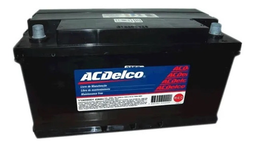 Bateria Camion Acdelco Red 90 Amp Der Camioneta Bus